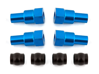 アソシ AS91720 【RC10B6】 B6 Shock Bushings, long