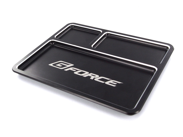 G-FORCE G0078 Parts Tray (Black)