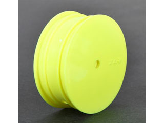 Team LOSI TLR43010 【TLR22-3.0】 Front Wheel,12mm Hex,Yellow(2)