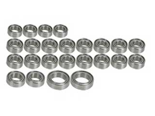 3Racing BS-MRC/V1 Ball Bearing Set For Team Losi 1/18MRC