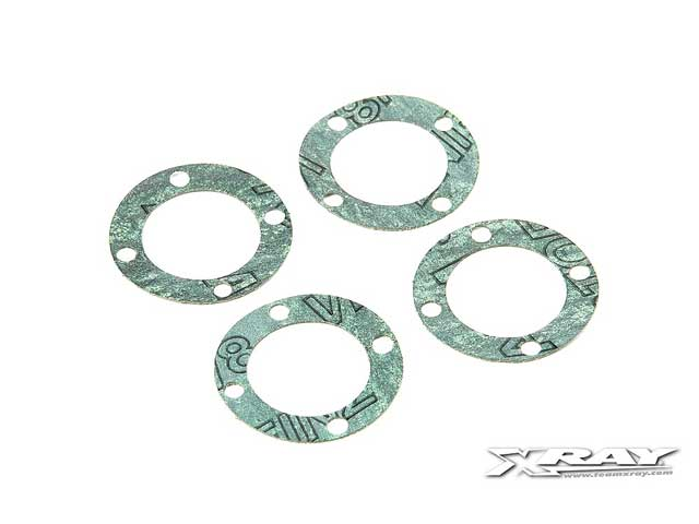 XRAY 304990# Diff. Gasket (4)